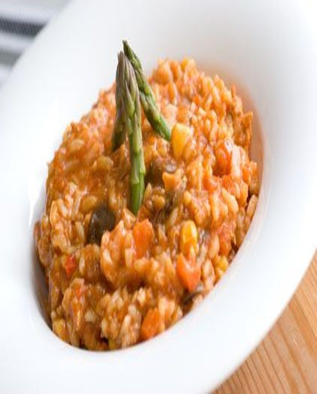 Risotto mexicain