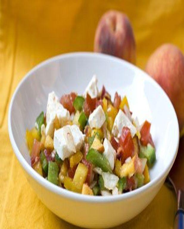 Salade à la féta