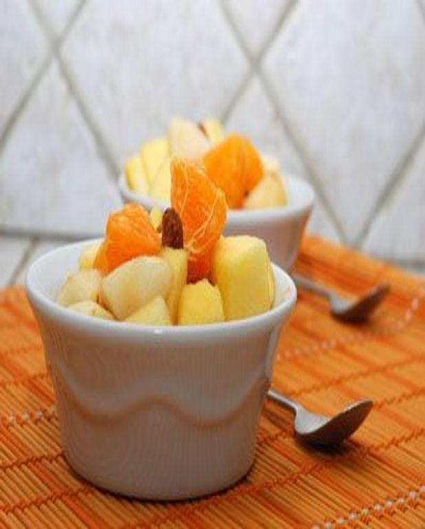 Salade de fruits très simple