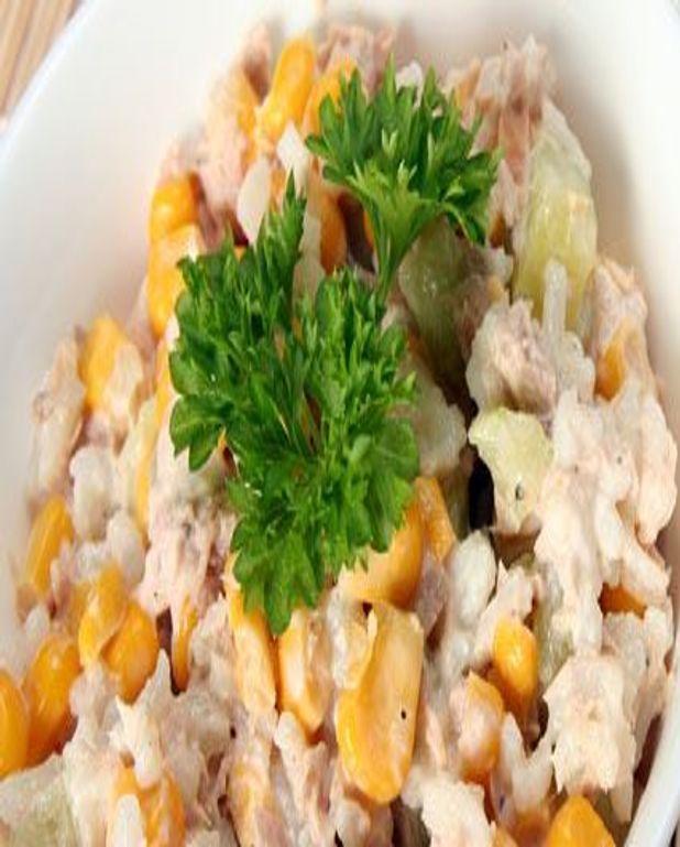 Salade de riz océane