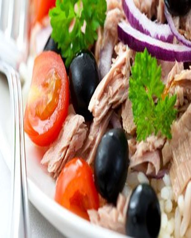 Salade niçoise rapide