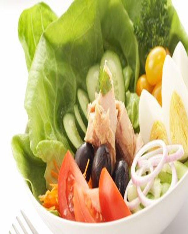 Salade savoureuse