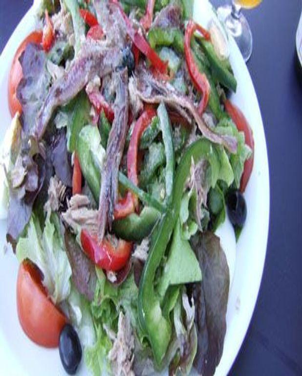 Salade vapeur