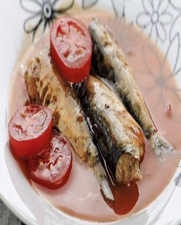 Sardines à l'andalouse