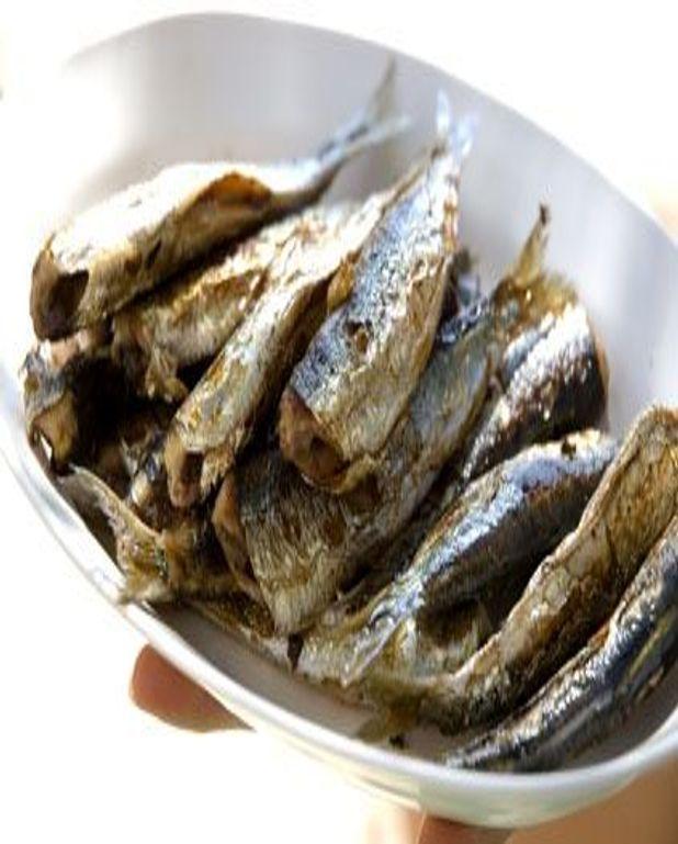 Sardines grillées à la plancha