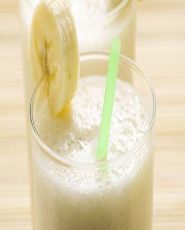 Smoothie banane yaourt