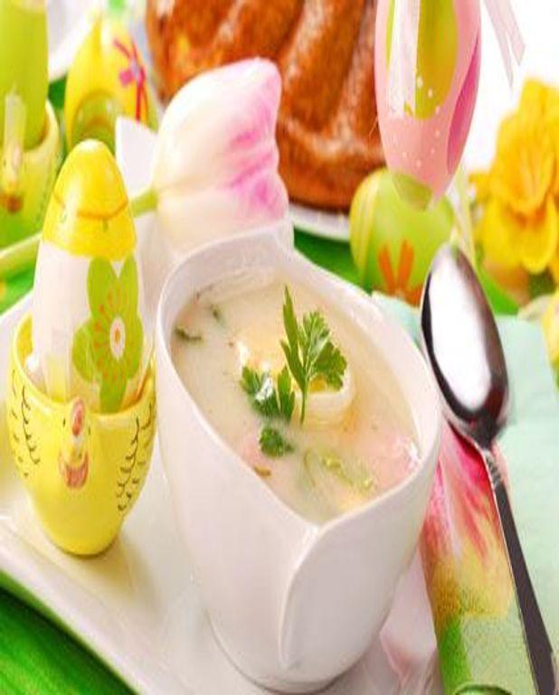 Soupe au lard