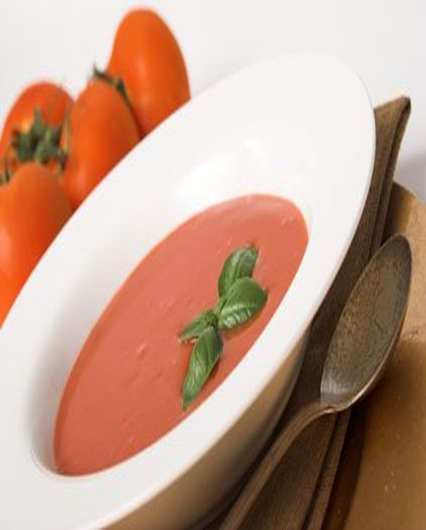 Soupe au yaourt