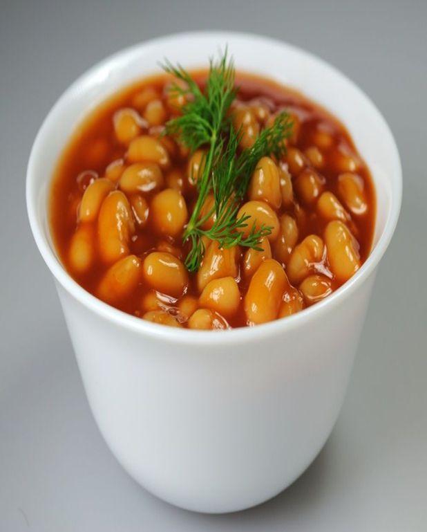 Soupe aux haricots secs