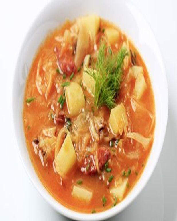 Soupe de pommes de terre tibétaine