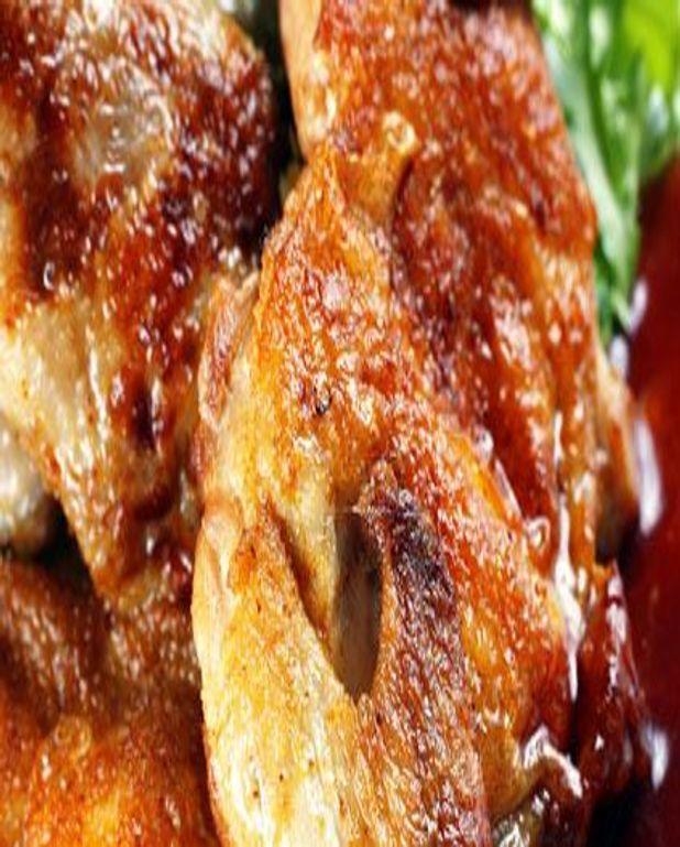 Suprêmes de caille rôtis et laqués aux six épices
