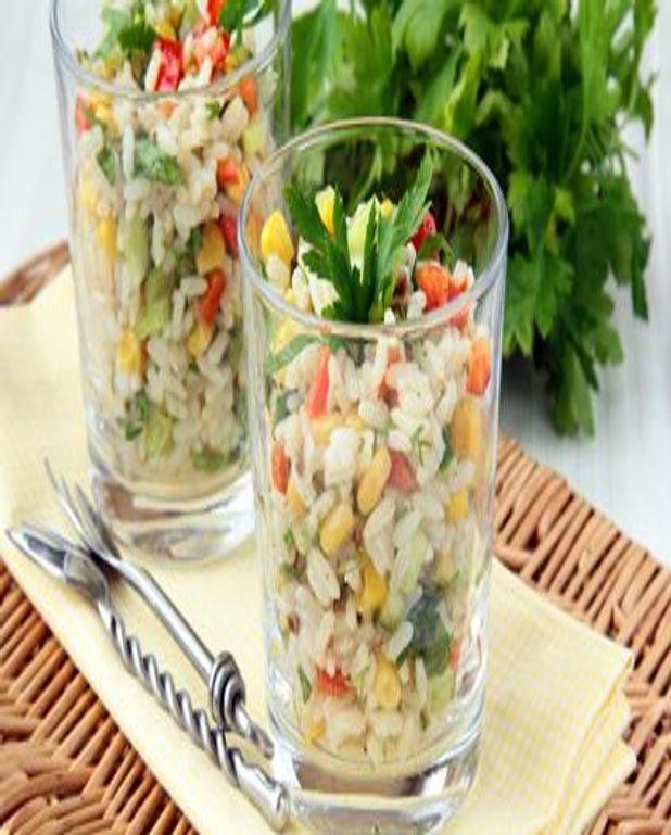 Taboulé de riz
