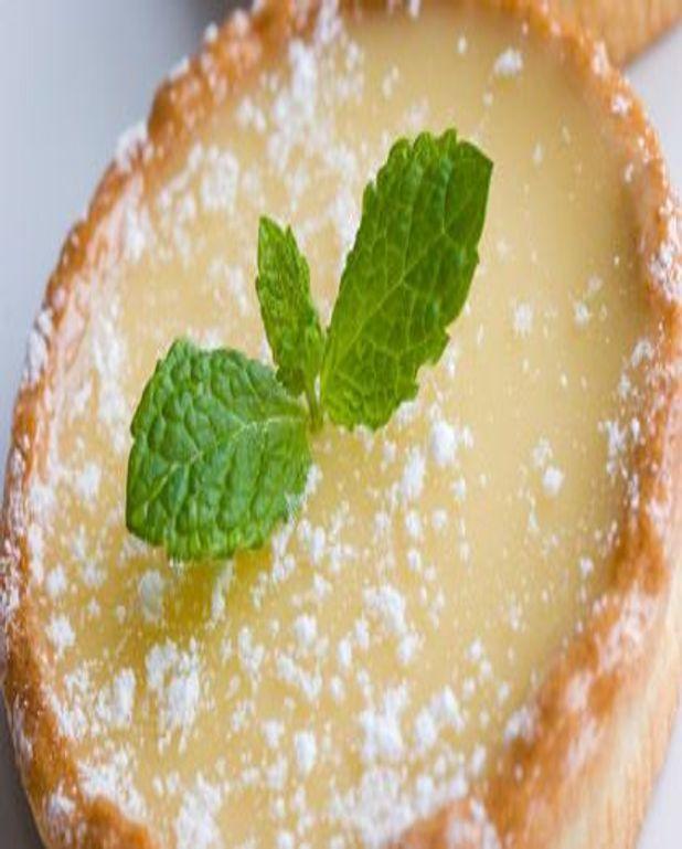 Tarte au citron Bio