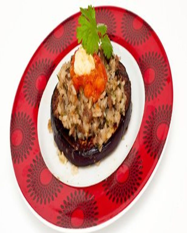 Tian d'aubergine