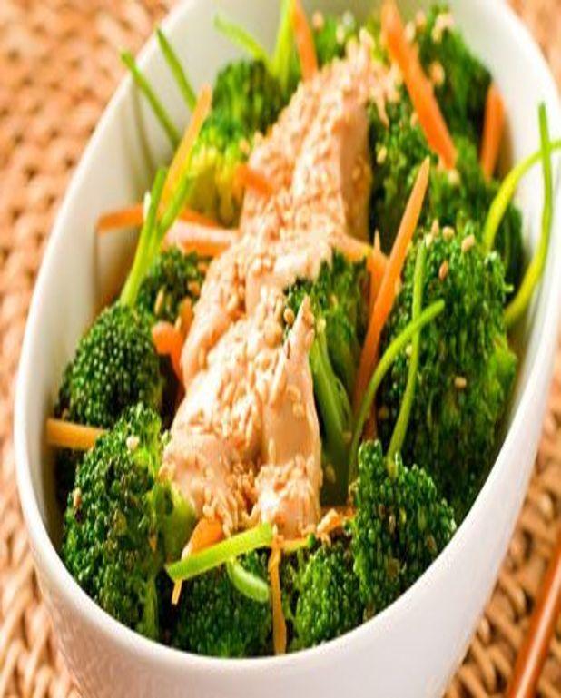 Tofu aux brocolis