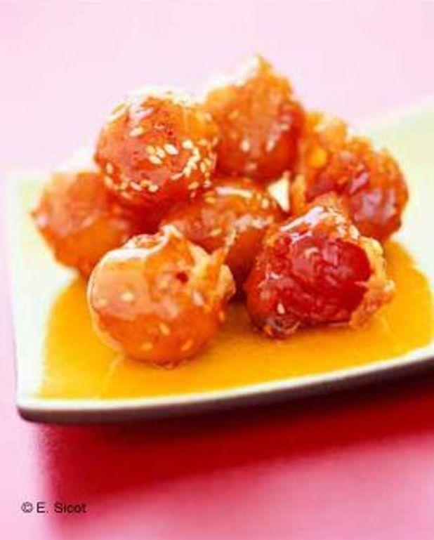 """Chinois"" de tomates"