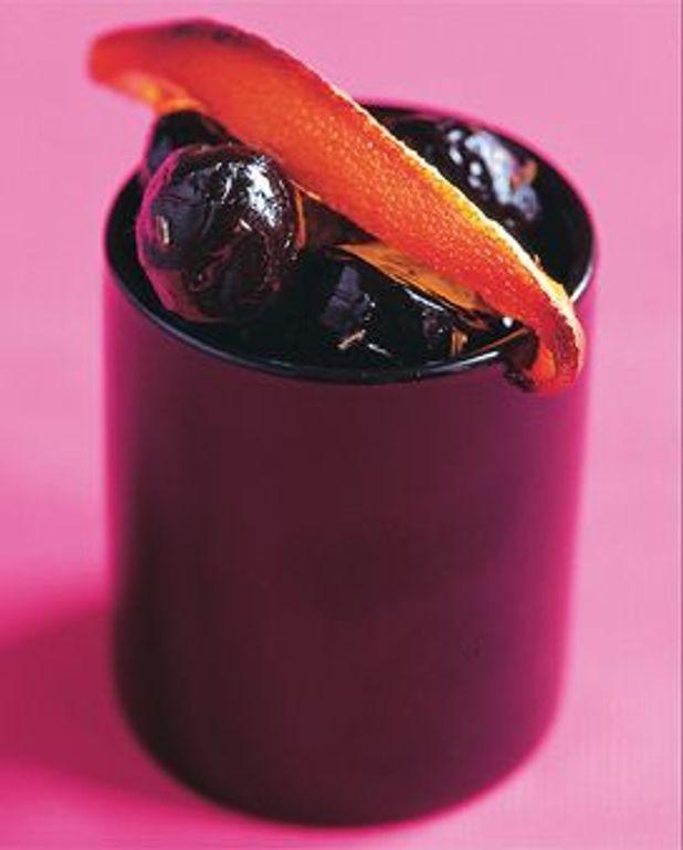 Les olives rôties du manoir des raynaudes