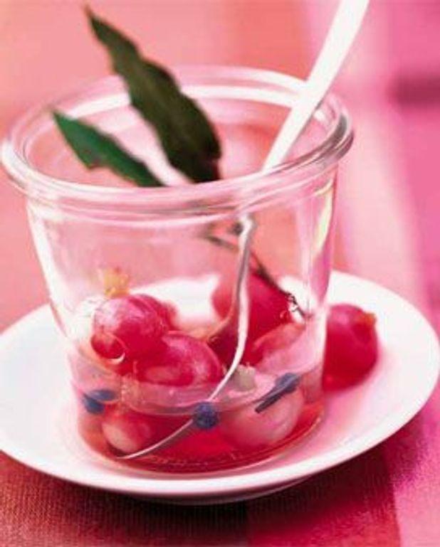 Pickles de radis au vinaigre