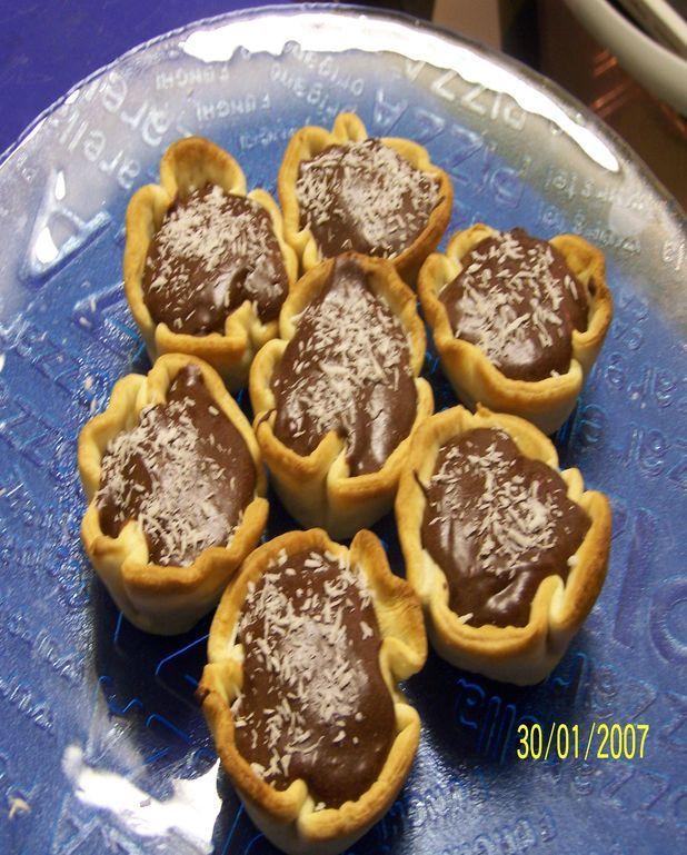 Gourmandise au chocolat saveur d'ailleur