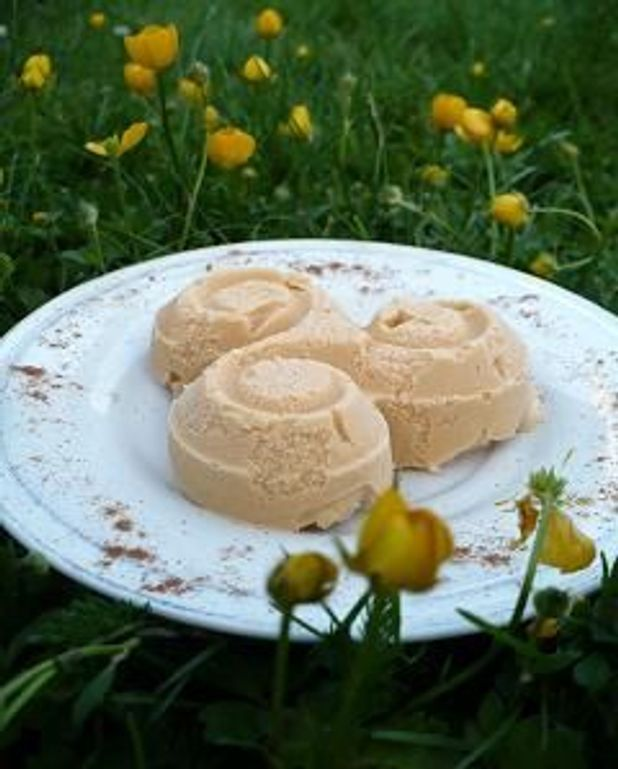 Triskell glacé au caramel beurre salé