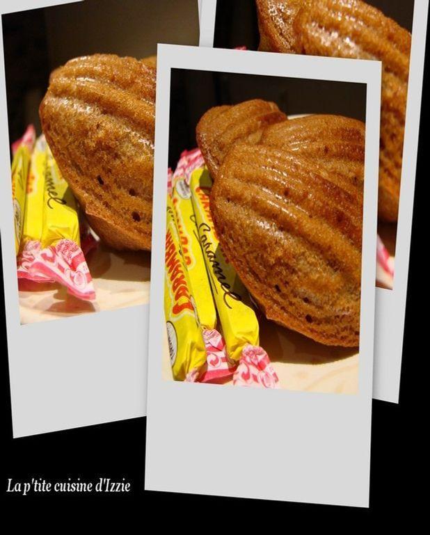 Un amour de madeleine aux Carambars