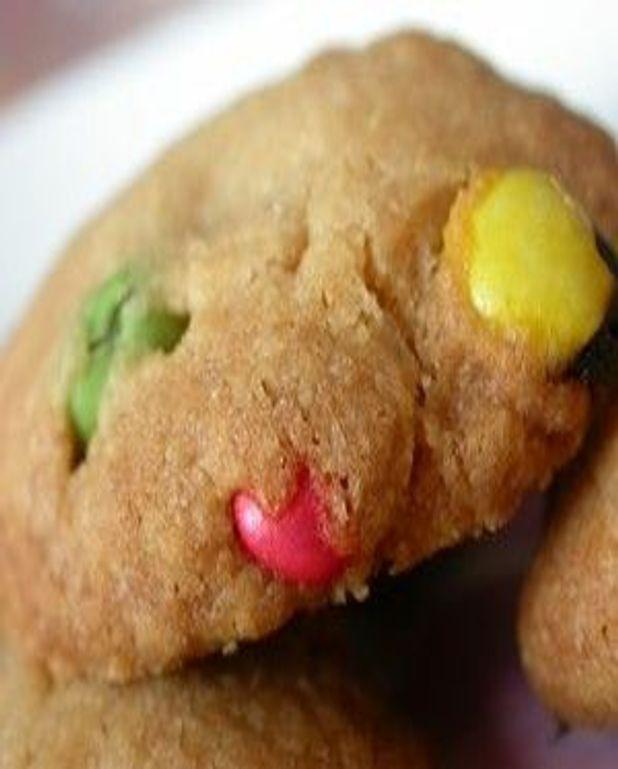 Biscuits colorés de Lina