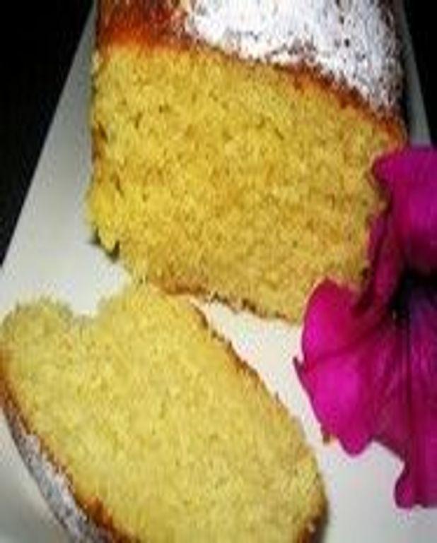 Cake de la passion