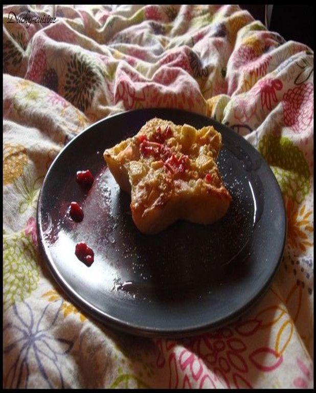 Cake végétarien aux pommes