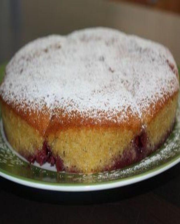 Gâteau extra-moelleux à la confiture