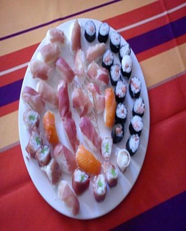 Riz pour sushis et makis