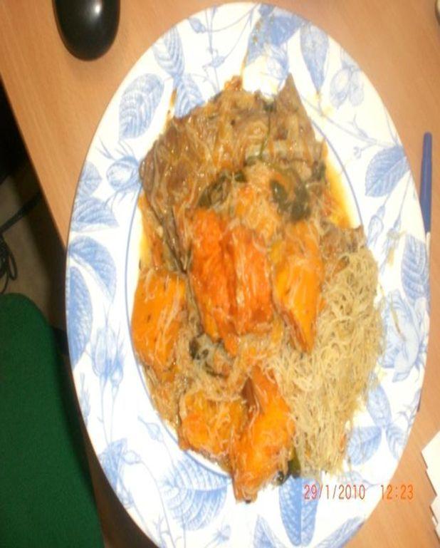 Tajine orange