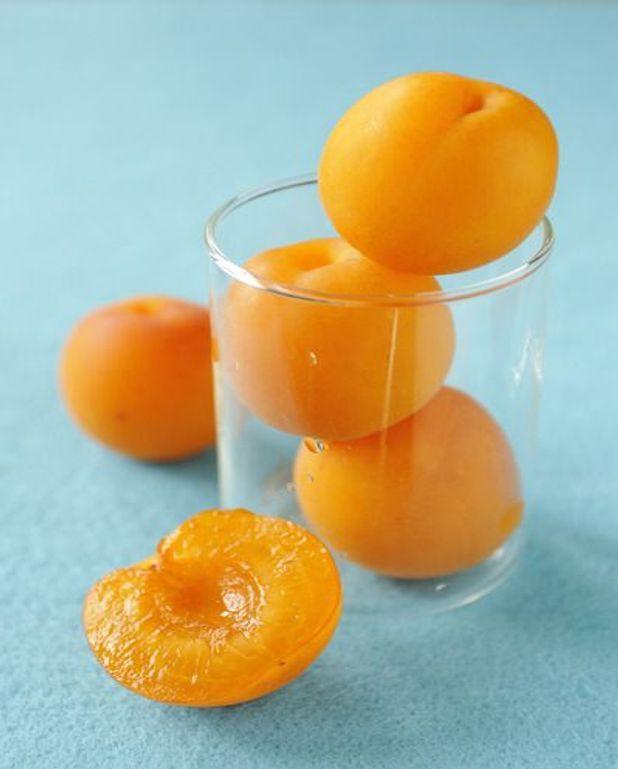 Abricots à l'alsacienne