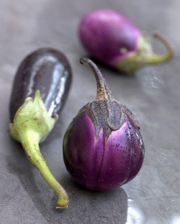 Agneau et aubergines à la turque