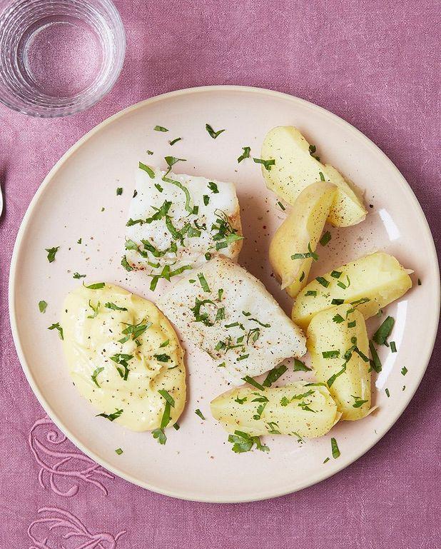 Aïoli de cabillaud et pommes de terre