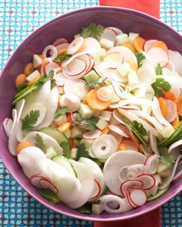 Anti-coleslaw