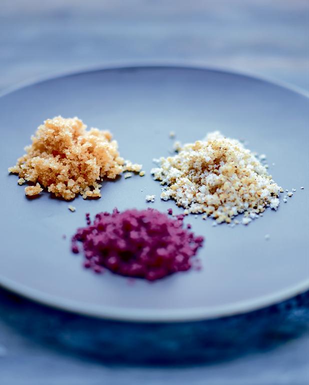 Appétits parfumés à la fleur de sel