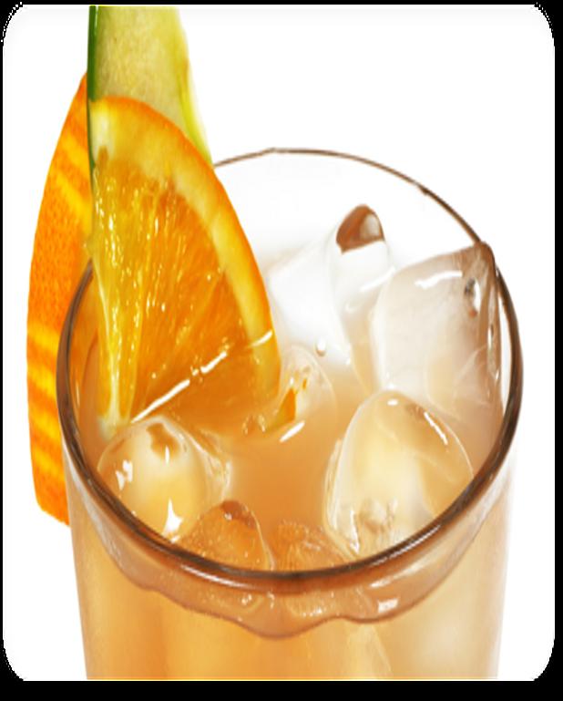 Cocktail apple snake
