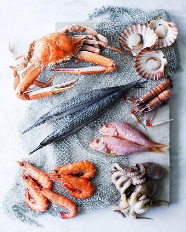 Araignée de mer sauce aigre douce