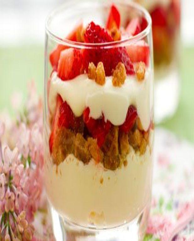 Bagatelle aux fraises