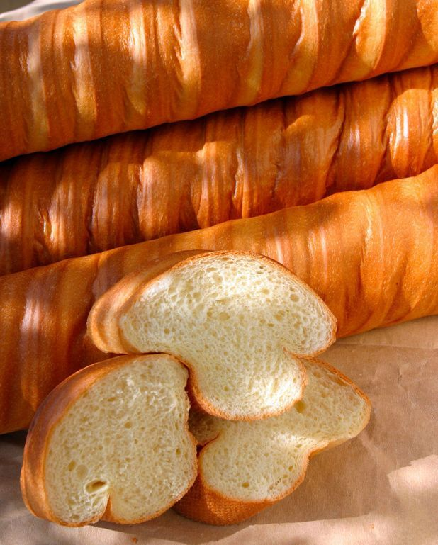 Baguette viennoise Thermomix