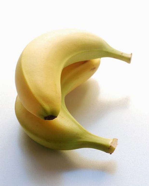 Banane au jambon