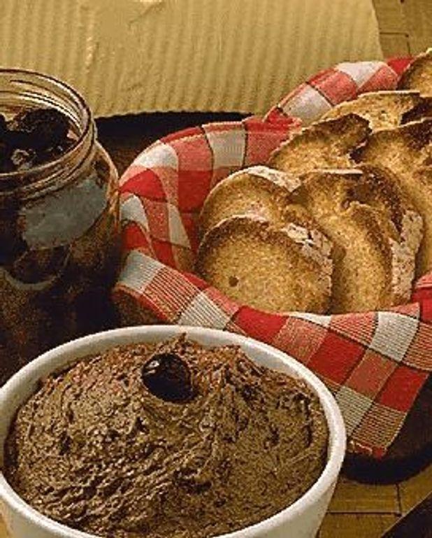 Beurre d'olives