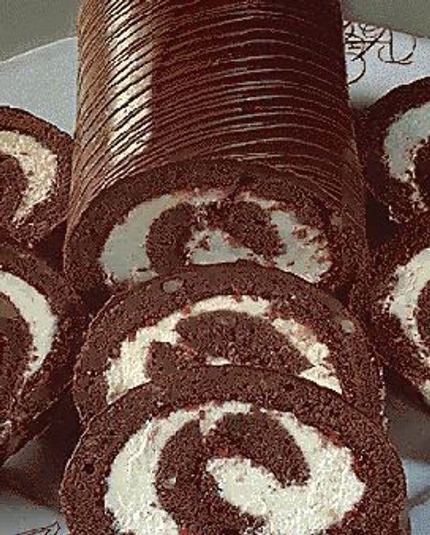 Biscuit chocolat - framboise