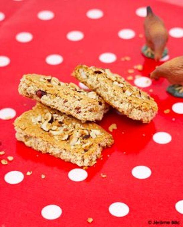 Biscuits à l'avoine
