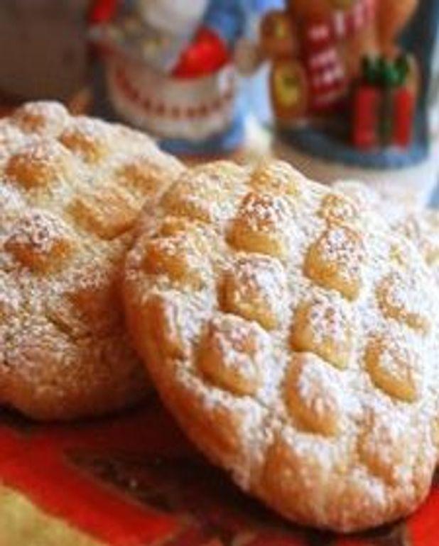 Biscuits au beurre et à la confiture