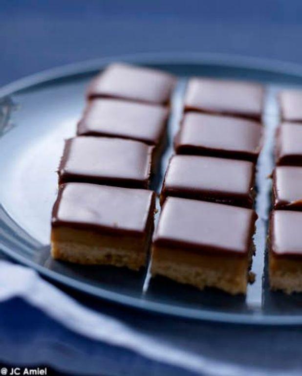 Biscuits du millionnaire