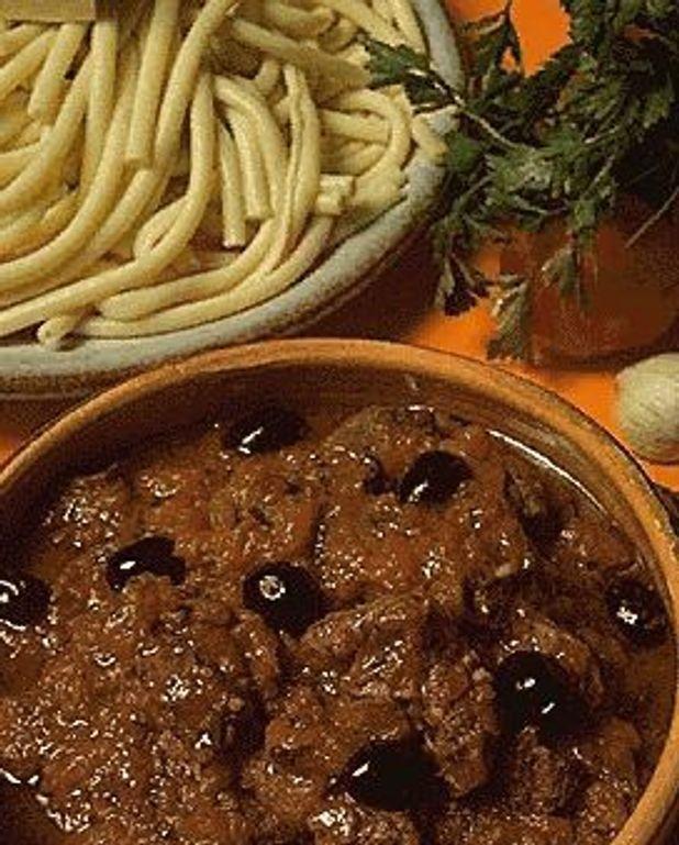 Boeuf provençal