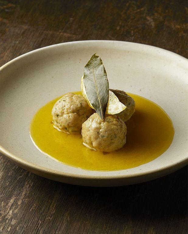 Boulettes de veau au citron de Cyril Lignac