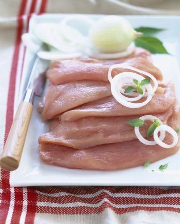Brochette de poulet au shiro miso