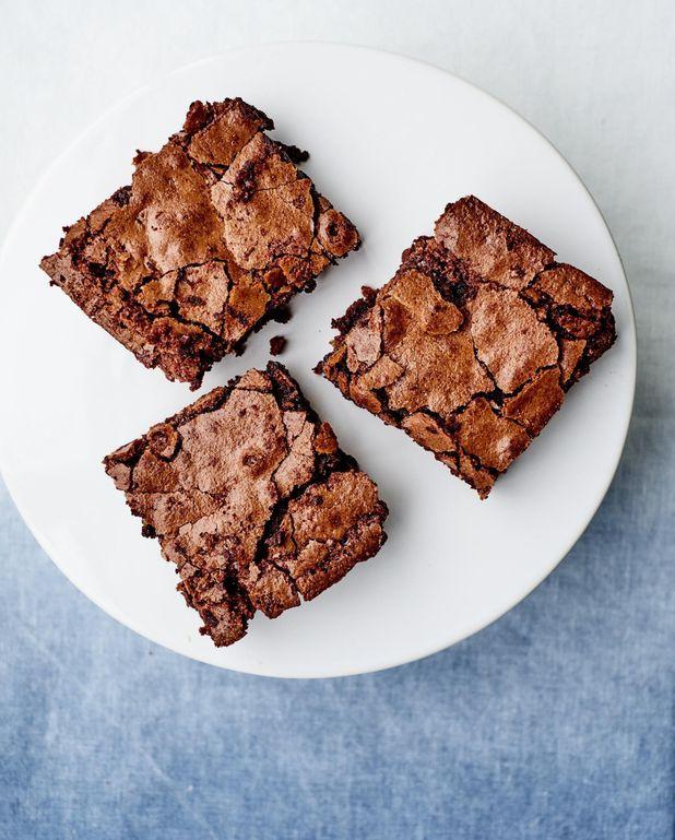 Brownie aux noix de pécan de Christophe Felder